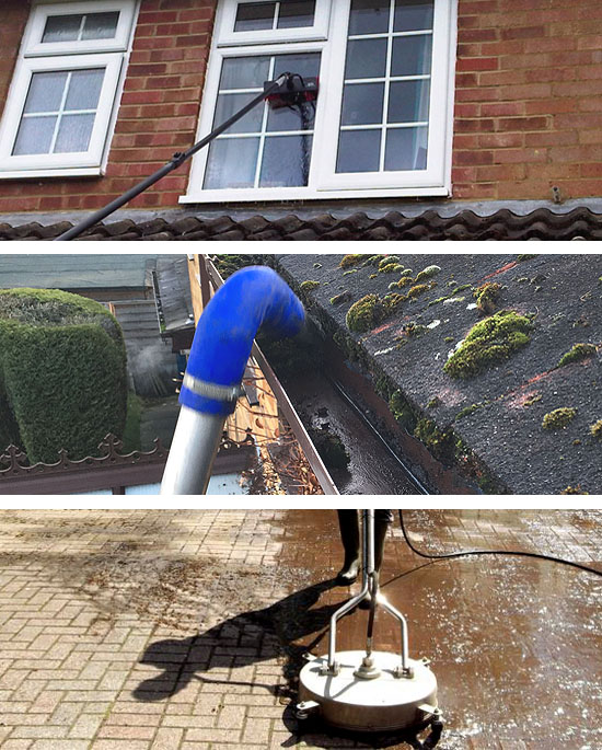 window cleaning services pevensey